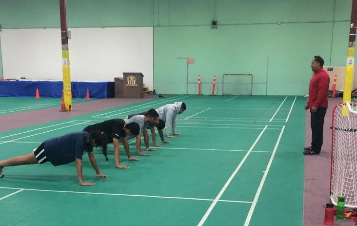 Kal training 1