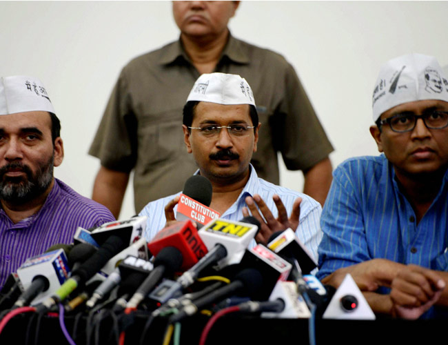 Kejriwal releases first list of 22