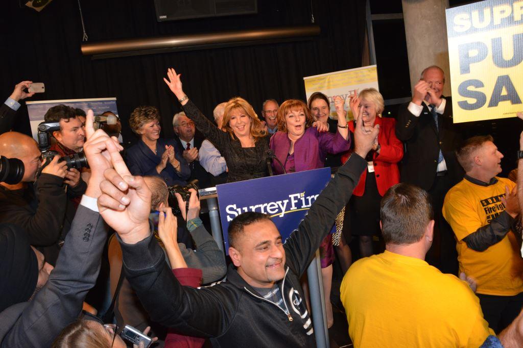Surrey First election night photo by Chandra Bodalia (2)