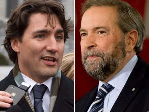 TRUDEAU-Tom MULCAIR