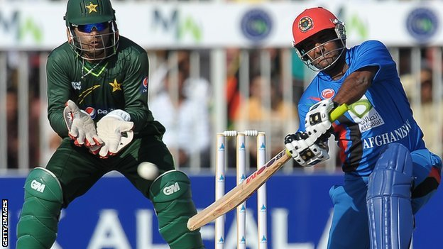 pakistan afghanistan cricket