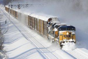 train Lancaster, N.Y