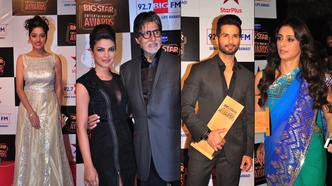 Big Star Entertainment Awards 2014 Highlights