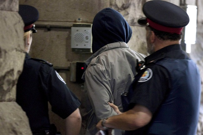 Toronto Eaton Centre shooter found guilty of second degree murder