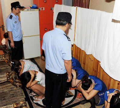 china arrest 87000