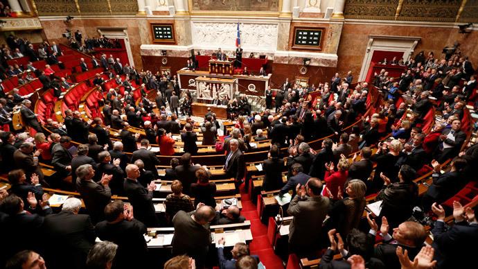 france Parliament