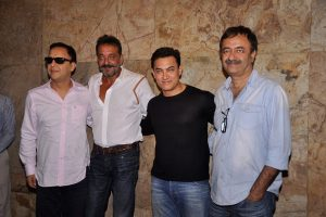 Aamir-Khan-and-Sanjay-Dutt-at-film-PK-special-screening