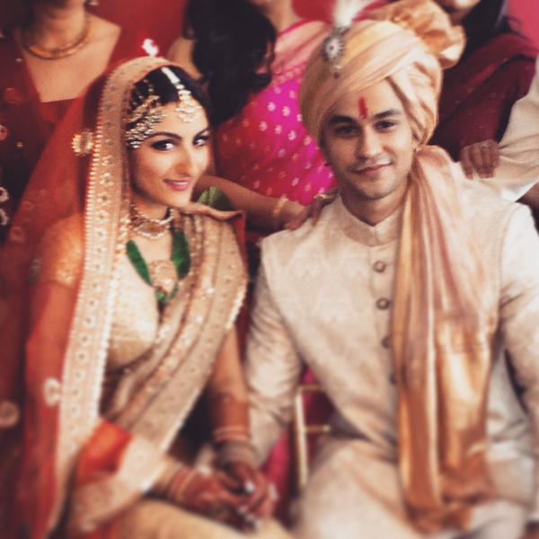 soha ali khan wedding