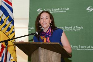 Jeanette Jackson of the Better Business Bureau of the Lower Mainland.   Photo: Ray Hudson