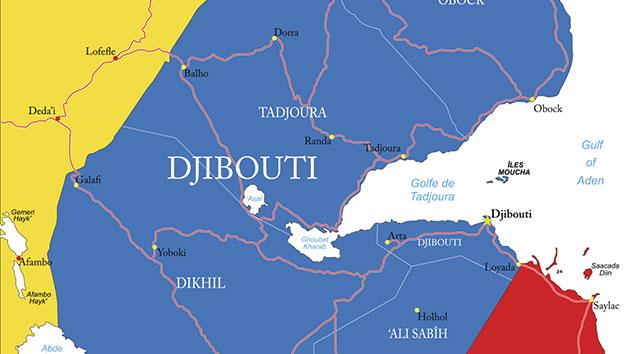 DjiboutiMap