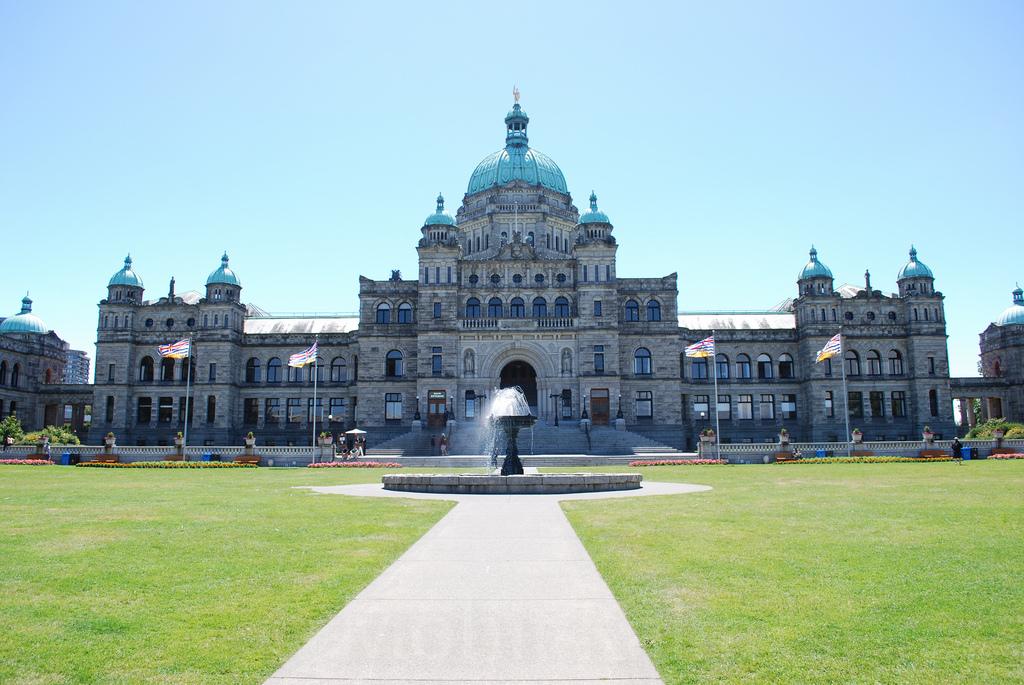 bc-legislature lawn