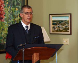Premier Paul Davis of Newfoundland and Labrador2