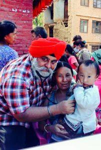 Dr bhurji medical sewa in Nepal