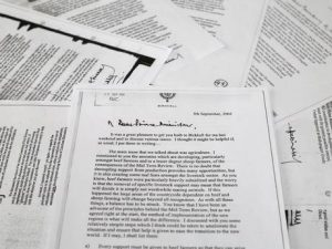 Prince Charles' private letters to ministers published2