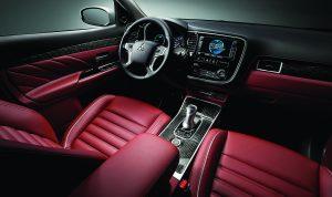 2014_Mitsubishi_Outlander_Interior
