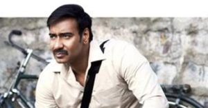 Ajay Devgn playing a cable operator in 'Drishyam'