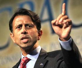 Bobby Jindal jumps into White House race