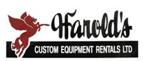 Harold's Logo