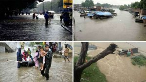 Heavy rains kill 45 in Gujarat
