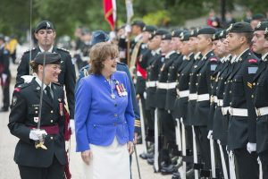 The First Session of the 29th Legislature of Alberta Assembly opened on June 15 with a Speech from the Throne delivered by Her Honour, Lois Mitchell, C.M., Lieutenant Governor.