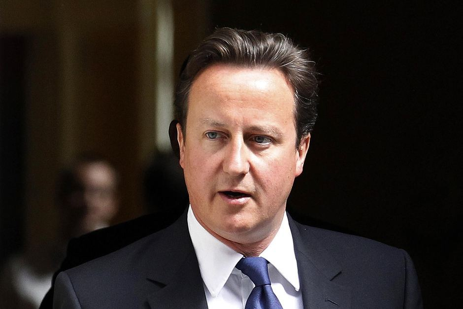 British Prime Minister David Cameron on Monday