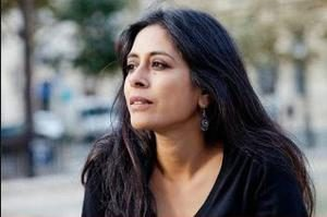 Indian author Anuradha Roy