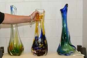 Legacy vases
