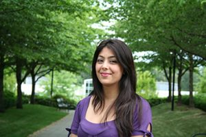 Amandeep Nijjar, NDP candidate from Vancouver South Photo: Submitted