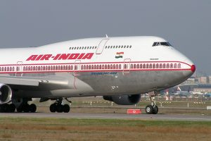 Two Air India staff, seven Nepalese held for human trafficking