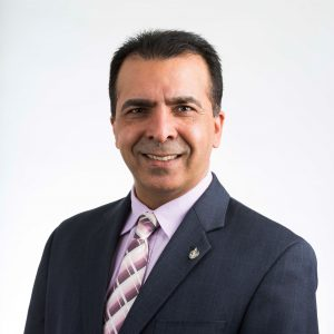 Jasbir Sandhu, NDP candidate for Surrey Centre Photo: Submitted