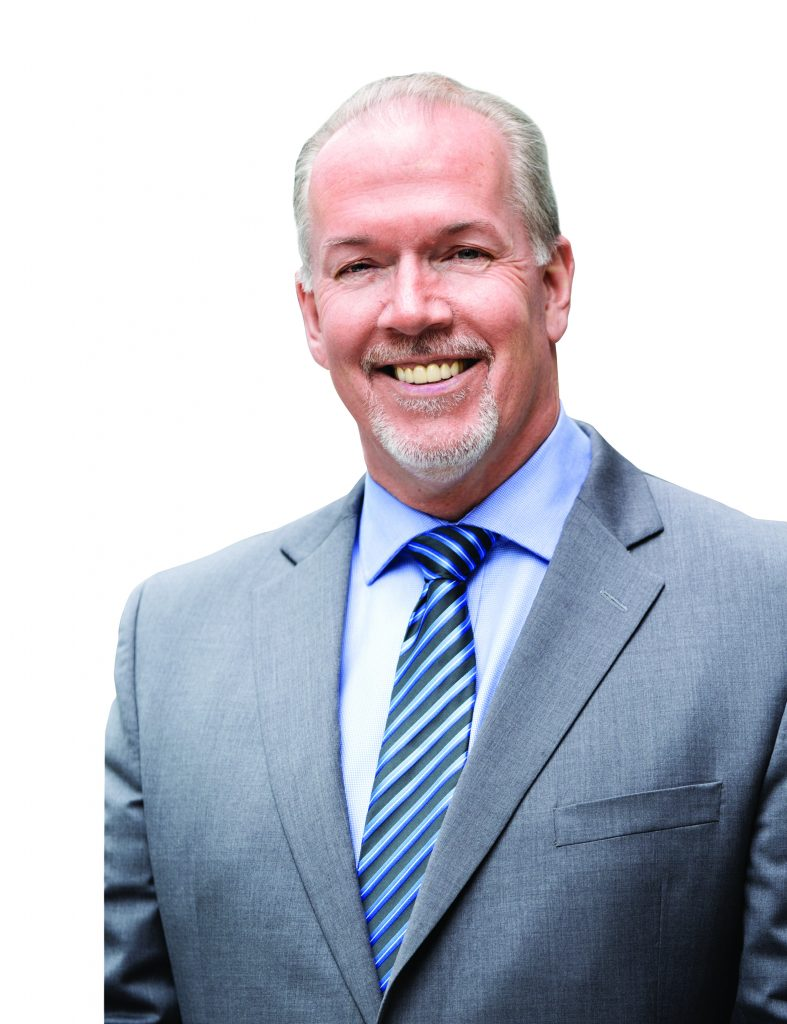 John Horgan Leader, BC New Democrats