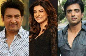 Shekhar Suman, Sushmita, Sonu Sood launch new comedy show as judges