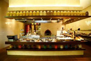 The buffet spread at Vivanta by Taj at Dwarka in west Delhi2