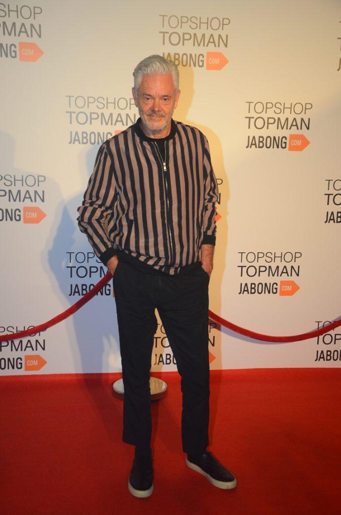 Gordan Richardson - Creative Director Topman at TOPSHOP TOPMAN Launch by Jabong Sep 24, 2015 at Mehboob Studio. Photo: IANS