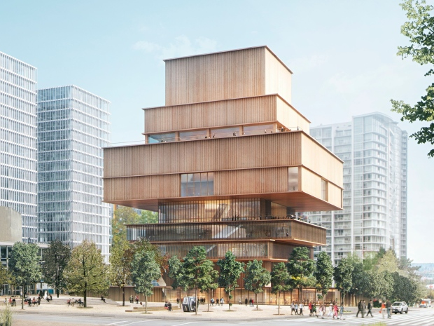 Vancouver Art Gallery unveils new building design to mixed public review