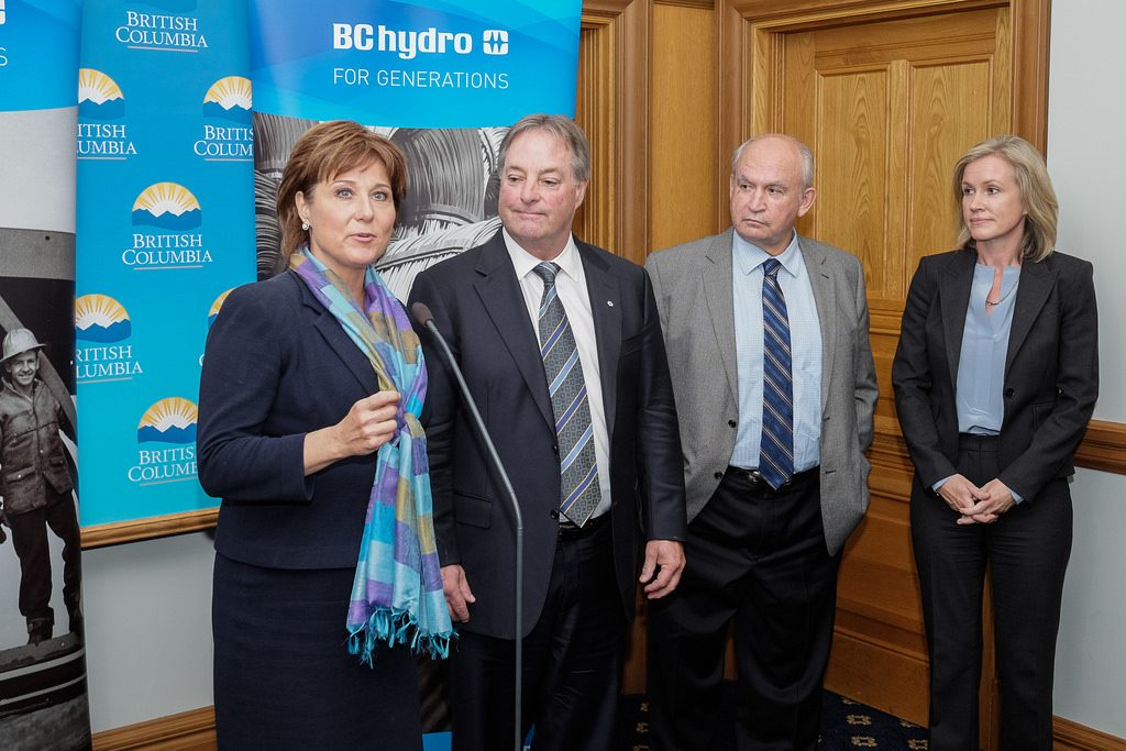 bc hydro chair new and christy