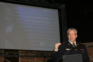 CSupt Bill Fordy - Victim Services Conference