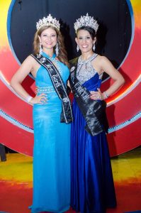 Indian beauty wins Mrs.Earth 2015 pageant