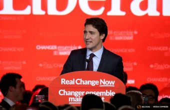 real change trudeau