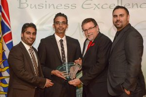 11-40 Employees: Viva Car Inc.  Aleem Teja, Garry Saran, Sponsor Port Metro Vancouver, Gary Prihar