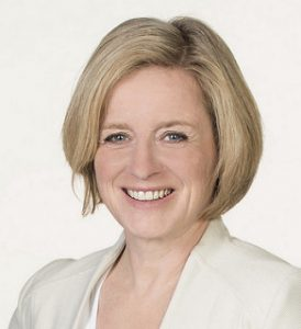 Premier Rachel Notley. A file photo.