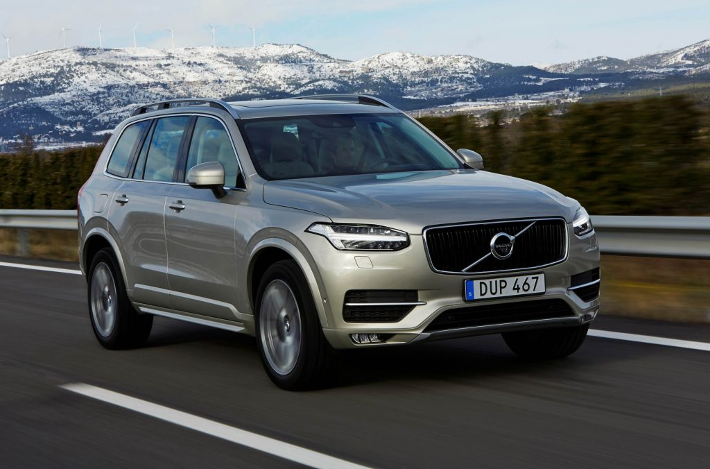 Volvo Cars reports global sales hike in October