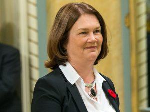 Jane Philpott Health Minister