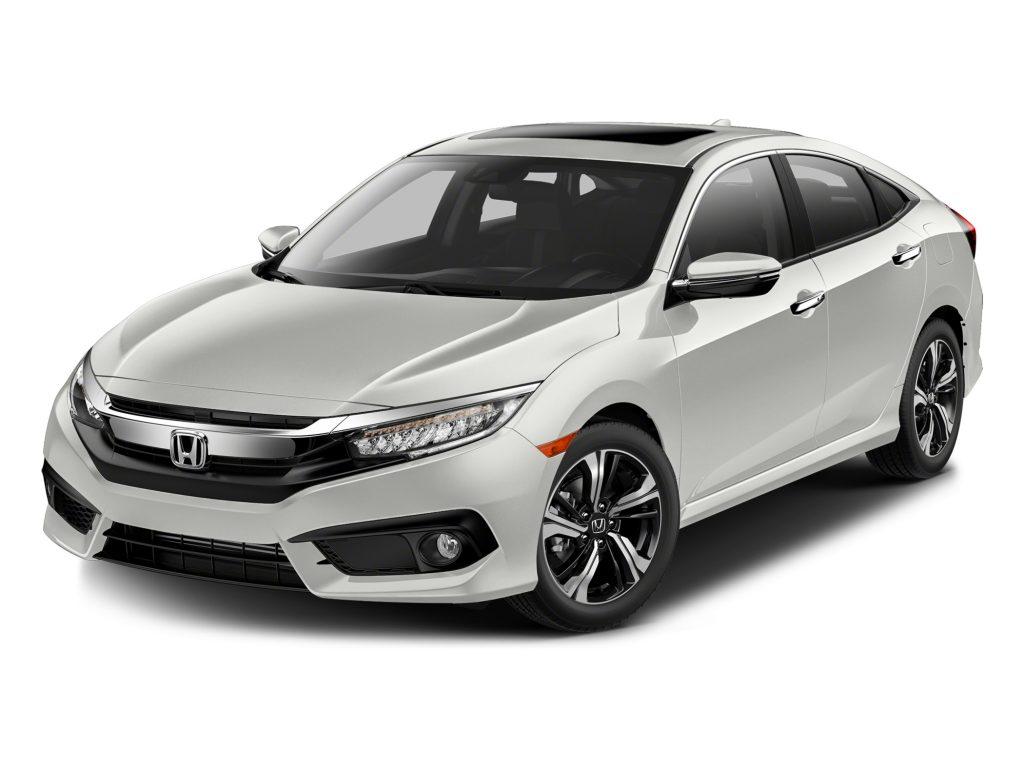 2016 Honda Civic  low