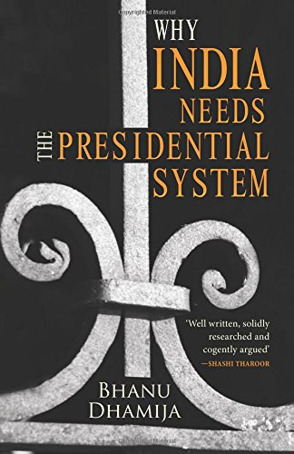 Arvind-Book-Presidential system India