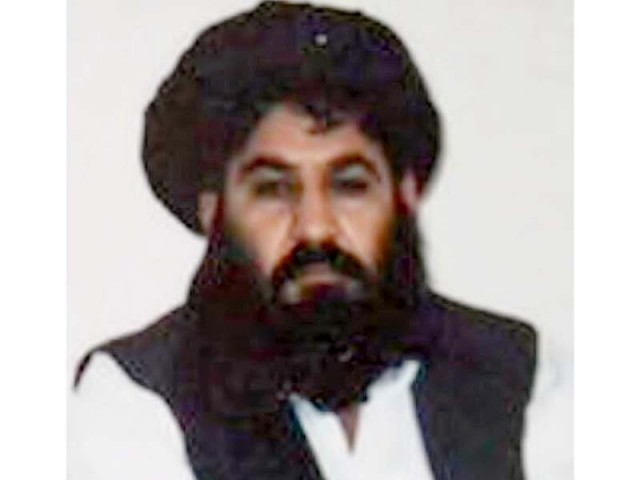 MullahAkhtarMansoor