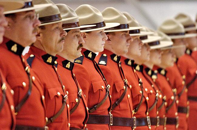 RCMP Alert on IS threat