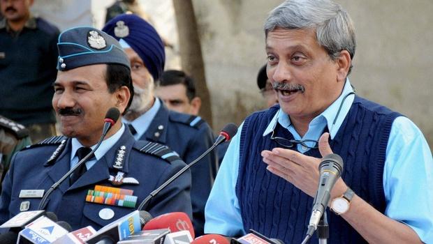 Parrikar admits security lapses; Sharif assures prompt action
