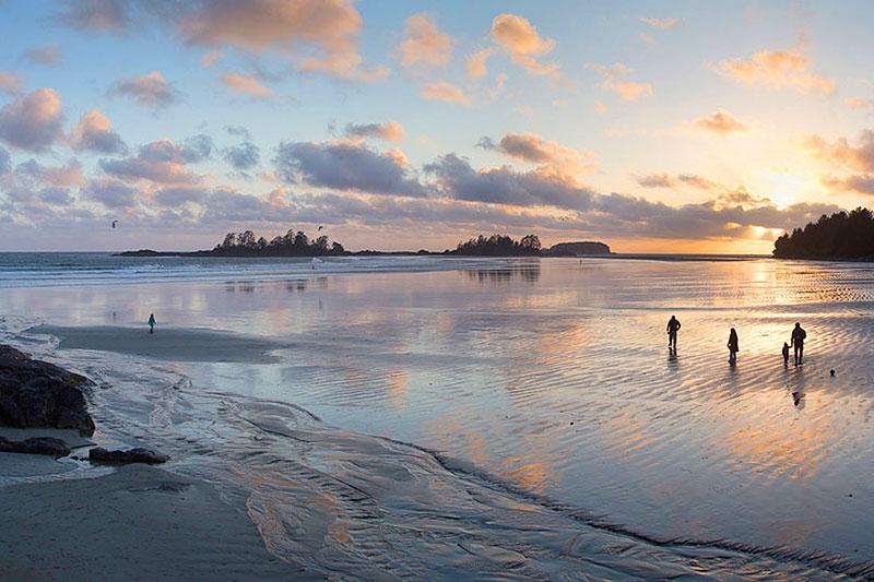 Chesterman Beach near Tofino