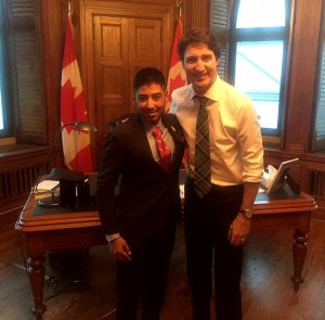 PJ with Trudeau2